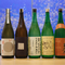 利酒師がセレクトした瀬戸内の日本酒や、全国各地の銘酒が充実