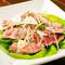 ラム サフォーク種フィレ肉のたたき