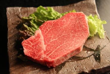 牛肉の宝石ともいうべき『シャトーブリアン』