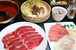 当店が選び抜いた北海道産羊肉使用の特別なコース!北海道産羊肉を存分にご堪能ください。