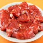 ラム肉本来のおいしさを満喫できる大定番の『生ラムジンギスカン』