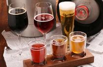 日本や世界のクラフトビールが33種類も楽しめる!