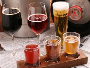33種類揃う日本や世界のクラフトビールが圧巻!