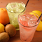 果肉たっぷり。フルーツの甘み際立つ『生フルーツサワー』