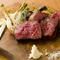 強い旨みとコクが凝縮された、肉本来の旨みをシンプルに味わう『北海道の十勝ハーブ牛』