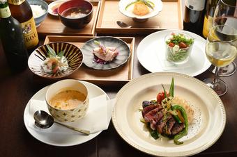 リーズナブルな価格で【京洋食 まつもと】を満喫するなら3000円コースがおすすめ!