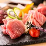 新鮮な鮮魚をメインとした、おしゃれな創作料理もお楽しみください。