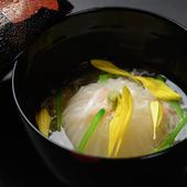 心がほどけていく滋味。凛と澄んだ出汁と旬食材で紡ぐ『煮物椀』