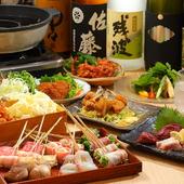和みの空間は、仲間との食事やカジュアルな接待の場としても最適
