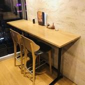 テーブル席(2名様用・横並び席)