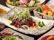 鹿児島県枕崎産の「ぶえん鰹」は、爽やかな味でもちもちした食感が特徴。一度食べるとやみつきになる美味しさです。お酒とも相性が良く、ついついお酒も進みます。