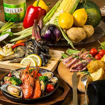 マルセイユ コース 絶品鶏バル料理チーズタッカルビ付9品2500円