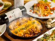 神田個室×チーズタッカルビ 肉屋の近江