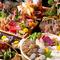 内容や料理の品数でいろいろ選べる宴会コース