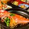 新鮮鮮魚の贅沢な味わいが楽しめる