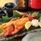 料理にそっと寄り添ってくれる、季節の日本酒が充実