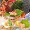 全国から選りすぐりの魚介類を、いろいろな調理法で堪能