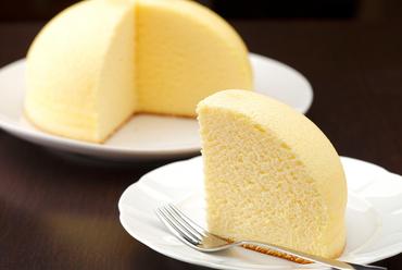 ふんわり食感がクセになる『おっぱいチーズふるふる』