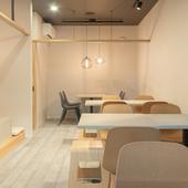 2Fは完全個室(座敷 or テーブル席)、テーブル席