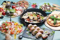 カラオケ付きの2次会などに適したコースです。 気軽に食べれる料理3品付きです。