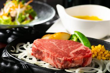 お肉好きな方にこそ味わって頂きたい『黒毛和牛フィレステーキセット』