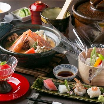 ◆宴会や会食等食を愉しむ大人の醍醐味 5000円コース