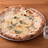 4種のチーズを使って焼き上げる濃厚な『クアトロフォルマッジ』