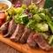 牛肉も豚肉も国産にこだわり、美味しいものを厳選