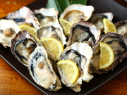 新宿 牡蠣を個室で かきくえば