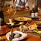 アマダイなど志賀島産の食材をご堪能いただけるコースです。最新技術を使ったデザートをお楽しみください。