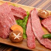 """全国の銘柄肉の""""美味しいとこ取り""""が味わえる"""
