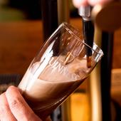 プレミアムな銘柄を含む、飲み放題付きコースを満喫!