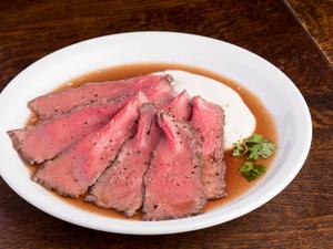 『Roast Beef with Red Wine Gravy 看板! ローストビーフ ~グレービー赤ワインソース~ Regular』