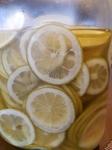期間限定 洲本市の平岡農園の無農薬レモンと蜂蜜を使ったシロップで作るレモンスカッシュ 甘さ控えめ