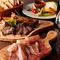 国産の色々な肉を、様々な料理で楽しめる