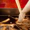 自家製醤油で味わうプリプリの『エビつみれ』(120g)