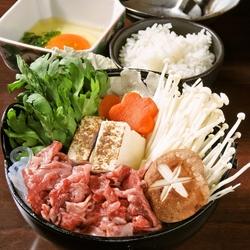 肉×魚の宴会に最適のコースをご用意いたしました。
