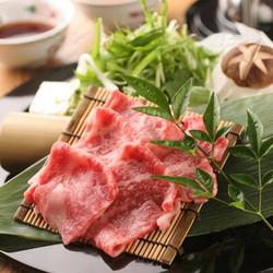 黒毛和牛の中でも、厳選された【A4規格】を使用した贅沢なしゃぶしゃぶ宴会コースとなっております!!