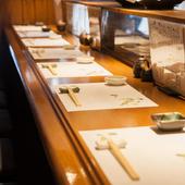 和食の枠にとらわれない、さまざまな技法を使った日本料理