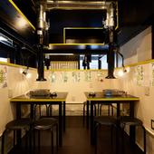 東京初上陸☆スープダレで食べる小樽焼肉☆