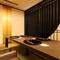 穏やかなひとときを満喫できる、和モダンの雰囲気が魅力の個室