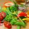 新鮮な野菜で、石巻の自然が育む季節の味を愉しんで
