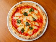 料理人こだわり、人気の定番メニュー『マルゲリータ』