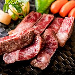 和牛の肉巻き寿司や天ぷら盛り合わせと3時間飲み放題 土日月曜日限定3,980円