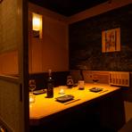 全席個室◆大切な方との普段使いから、記念日・誕生日に最適