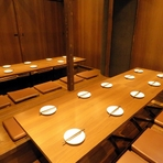 全席個室にてご案内◆合コンに最適◆少人数~大人数までOK◆