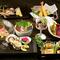 ランチタイムでも本格的な日本料理を満喫できるのが嬉しい