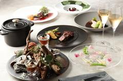Fish Bank TOKYOが提案する五感を駆使して楽しむ新スタイルのコース。