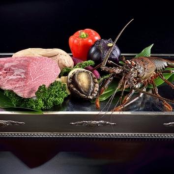 ◆ディナー◆海~活海鮮特別~