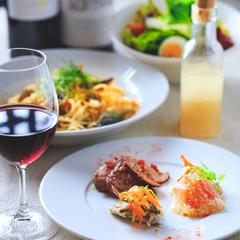 2019年新年会は吉祥寺、エディブルで。 エディブル自慢のフレンチコースと、店長が選ぶワインを一緒に。